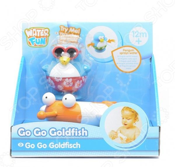 Игрушка для ванны Toy Target «Рыбка»