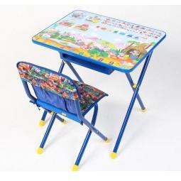 Купить Набор мебели детский: стол и стул Дэми «Лимпопо»