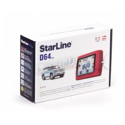 фото Автосигнализация Starline D64 Dialog