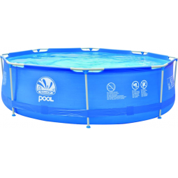 Купить Бассейн круглый Jilong Round Steel Frame Pools JL017236NG