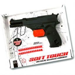 Купить Пистолет с пистонами Edison Giocattoli Eaglematic