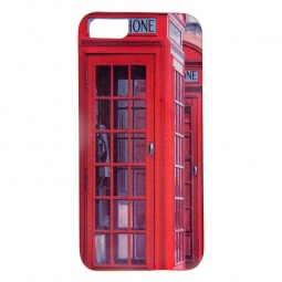 фото Чехол для iPhone 5 Mitya Veselkov «Будка в Лондоне»
