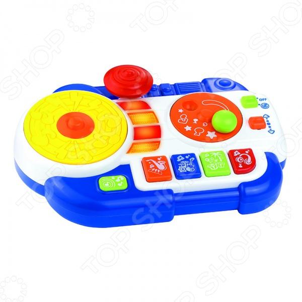 фото Игрушка музыкальная Happy kid «Диджейский пульт», Музыкальные игрушки для малышей