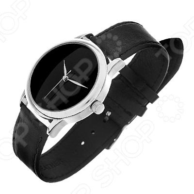 Часы наручные Mitya Veselkov «Строгий черный» MV