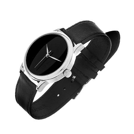 Купить Часы наручные Mitya Veselkov «Строгий черный» MV