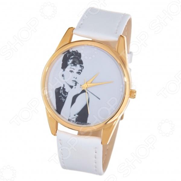Часы наручные Mitya Veselkov «Одри курит» Shine часы наручные mitya veselkov часы mitya veselkov одри на белом курит арт mv 38
