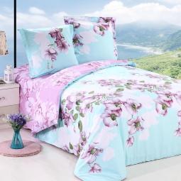 фото Комплект постельного белья Amore Mio Beauty. Poplin. 1,5-спальный
