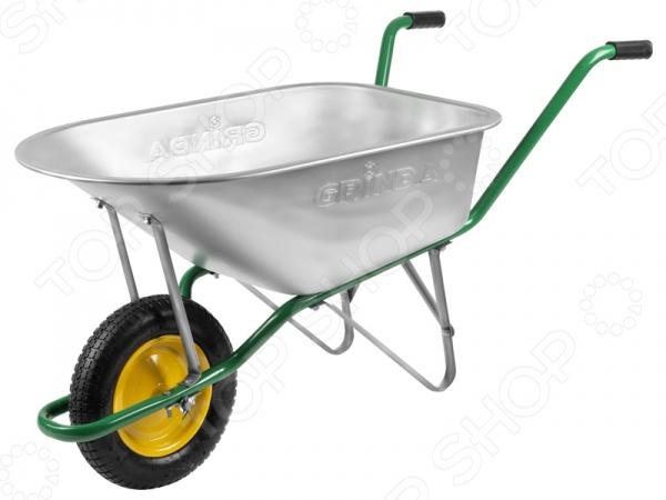 Тачка садово-строительная Grinda 422396