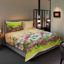 фото Комплект постельного белья Amore Mio Sweet. Naturel. 1,5-спальный
