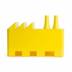 фото Органайзер для гаджетов Doiy Cable Factory. Цвет: желтый
