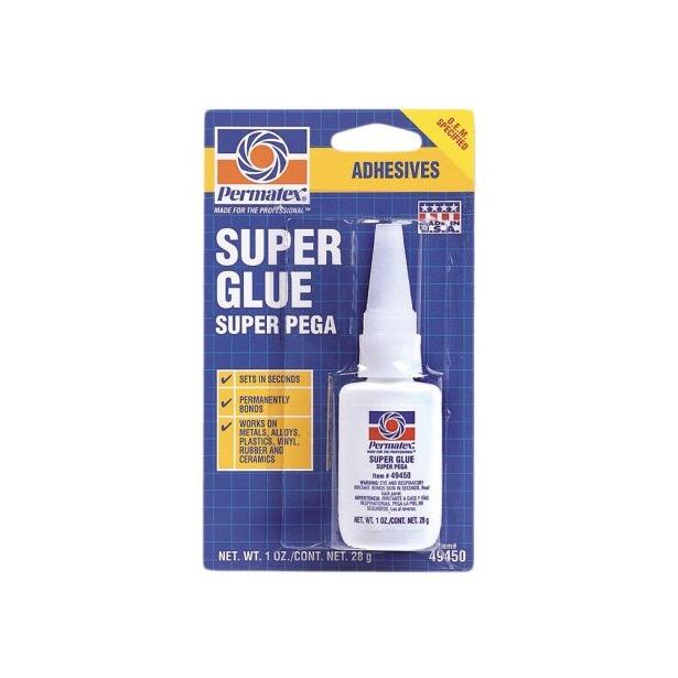 фото Суперклей универсальный Permatex PR-49450 Super Glue