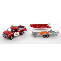 фото Модель коллекционная Пламенный Мотор Mitsubishi «Пожарная охрана»