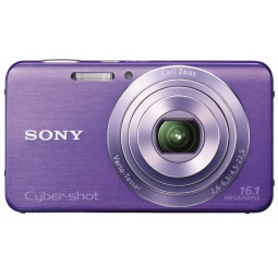 фото Фотокамера цифровая SONY Cyber-shot DSC-W630. Цвет: фиолетовый