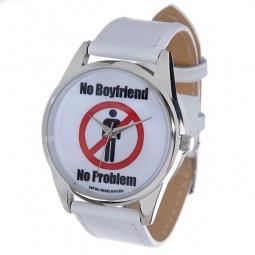 фото Часы наручные Mitya Veselkov «Нет парня - нет проблемы» MV.White