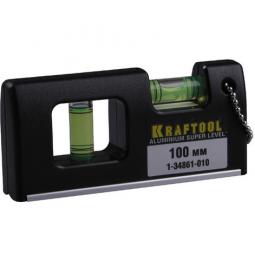 Купить Уровень Kraftool Pro «Мини» 1-34861-010