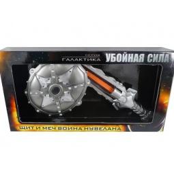 фото Набор оружия игрушечный Убойная сила «Щит и меч воина Нувелана»
