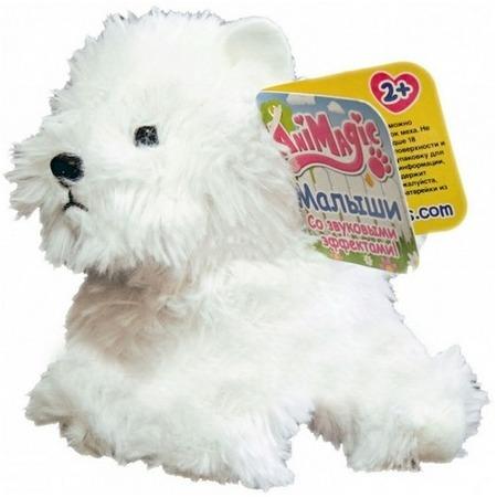 Купить Мягкая игрушка интерактивная Vivid Щенок «Малыш Тобби»
