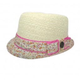 фото Шляпа Fore N Birdie Ditsy Floral Fedora. Размер: 48