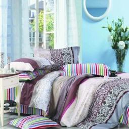 фото Комплект постельного белья Amore Mio Pahlava. Provence. 1,5-спальный