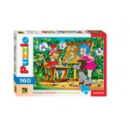 фото Пазл 160 элементов Step Puzzle «Буратино»