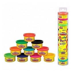 Купить Набор пластилина для праздника Play-Doh в тумбусе