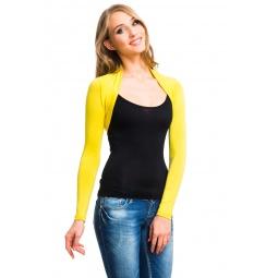 фото Болеро Mondigo 015. Цвет: желтый. Размер одежды: 46