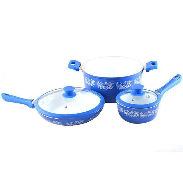 Набор посуды для готовки POMIDORO Rabesco Culto Set
