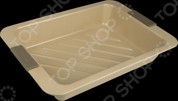 Посуда для запекания керамическая Rondell RDF-417 форма для запекания rondell rdf 417 прямоугольная 40х27см