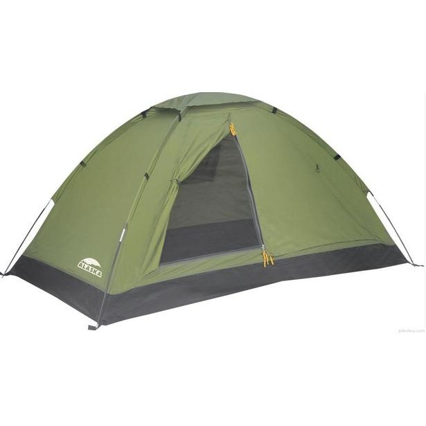 фото Палатка ALASKA «Моби 3». Цвет: оливковый