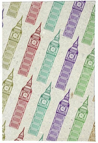 Обложка для паспорта кожаная Mitya Veselkov «Биг-Бены на молочном»Обложки для паспортов<br>Mitya Veselkov Биг-Бены на молочном это современная и ультрамодная обложка для вашего паспорта. Украшенная дизайнерским принтом с внешней стороны модель, предназначена для людей, которые хотят сделать жизнь ярче, красочней, а к традиционным вещам подходят творчески. Изделие подходит как для внутреннего, так и заграничного удостоверения личности. Изготовленная из натуральной кожи обложка, надежно защитит важный документ от внешнего воздействия, поэтому он всегда будет как новый. Придайте паспорту оригинальности и подчеркните свою уникальность!<br>