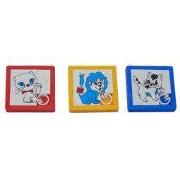 Купить Головоломка Shantou Gepai «Веселые зверята» 5511. В ассортименте