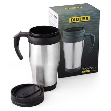 Купить Термокружка Diolex DXM-450-1