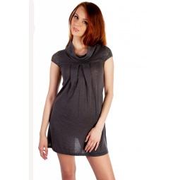 фото Платье Mondigo 9778. Цвет: темно-серый. Размер одежды: 44