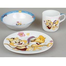 фото Набор посуды для детей Rosenberg 8766