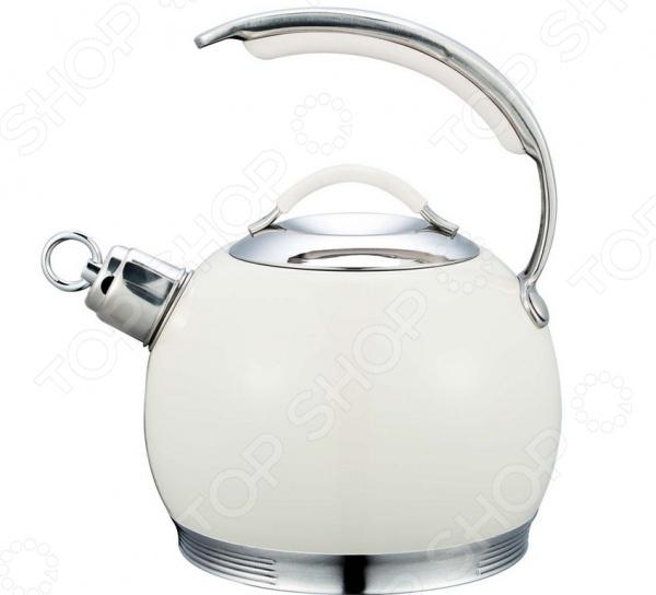 Чайник со свистком Bekker BK-S518 чайник bekker koch со свистком 3 л bk s482