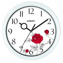 фото Часы настенные Scarlett SC-09 Е