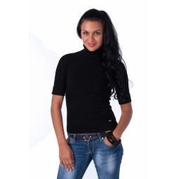фото Свитер Mondigo 9003. Цвет: черный. Размер одежды: 42