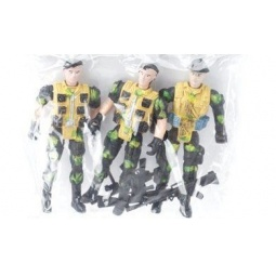 фото Набор фигурок игровой Shantou Gepai «Военный» YF3148-4