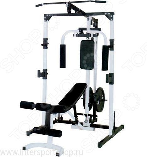 Силовая станция Sport Elite R-0937 скамья для пресса sport elite se9105