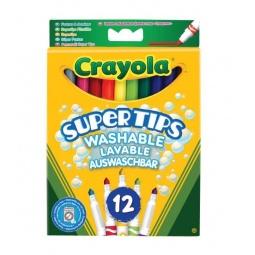 Купить Набор фломастеров Crayola Supertips