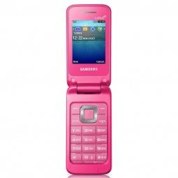 фото Мобильный телефон Samsung C3520. Цвет: розовый