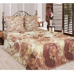 фото Комплект постельного белья Сова и Жаворонок «Латте Макиато». 1,5 спальный