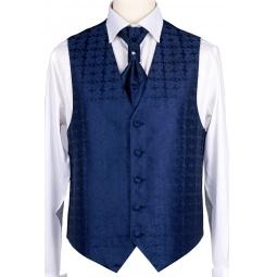 фото Жилет Mondigo 20643. Цвет: синий. Размер одежды: XXS