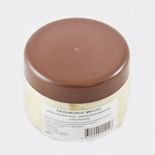 Купить Масло рафинированное Мылофф «Пальмовое»