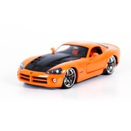 фото Модель автомобиля 1:24 Jada Toys 2008 Dodge Viper SRT/10-Ribbon 5