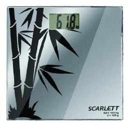фото Весы Scarlett SC-218. Цвет: серебристый