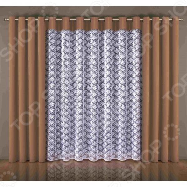 Комплект штор Wisan Blackout 075W шторы wisan шторы с ламбрекеном wallis