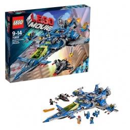 Купить Конструктор LEGO Космический корабль Бенни