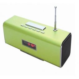 фото Портативный плеер MyVibe T2. Цвет: зеленый
