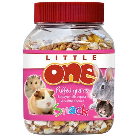 Купить Лакомство для грызунов Little One «Воздушные зерна»